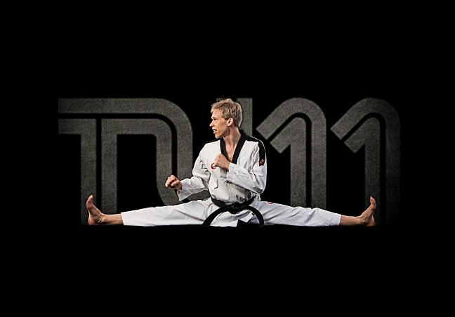 Aloita taekwondo!