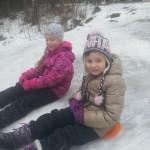 Harjoittelu koulujen talviloman aikana