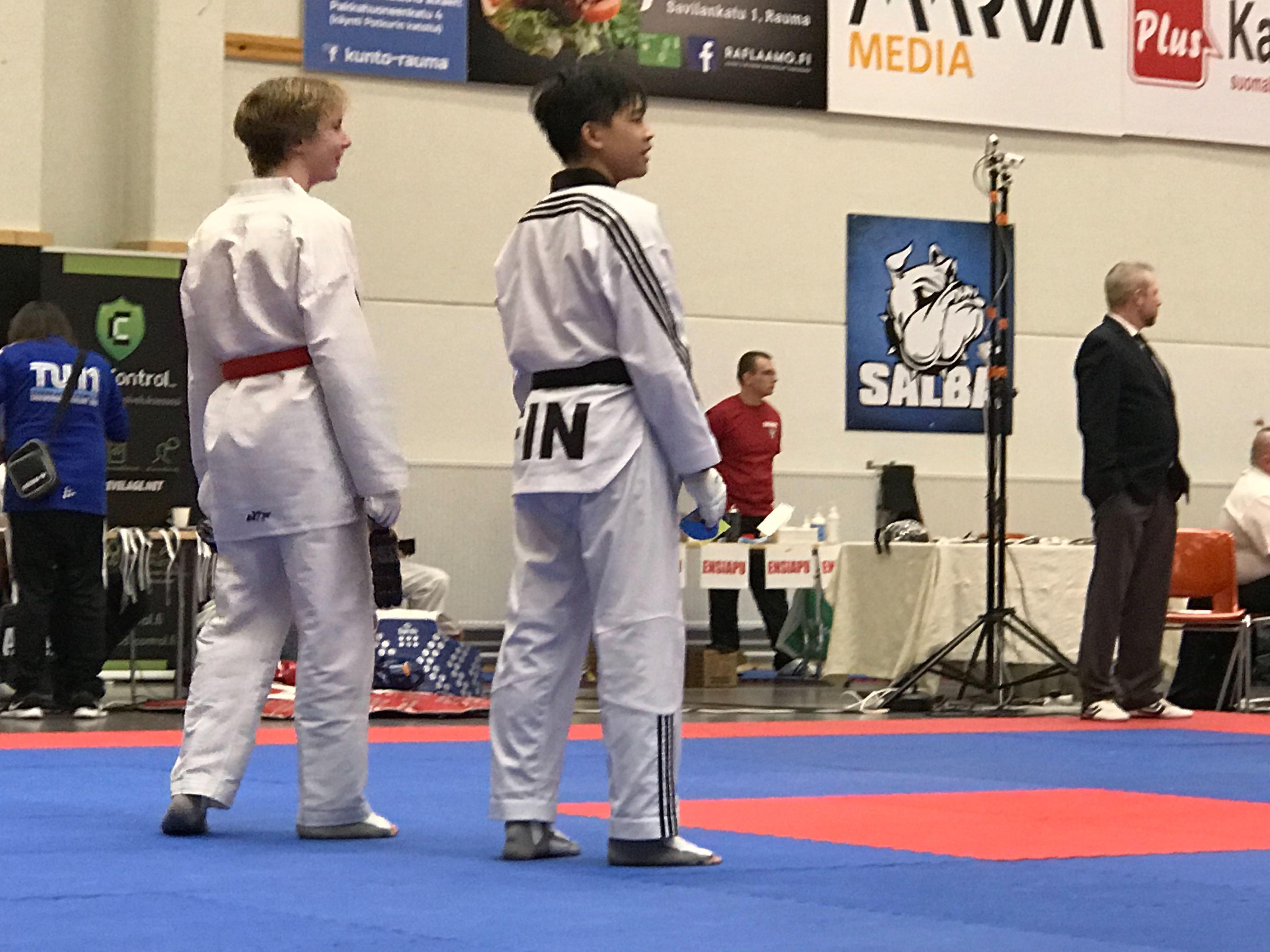 Taekwondo Vantaa