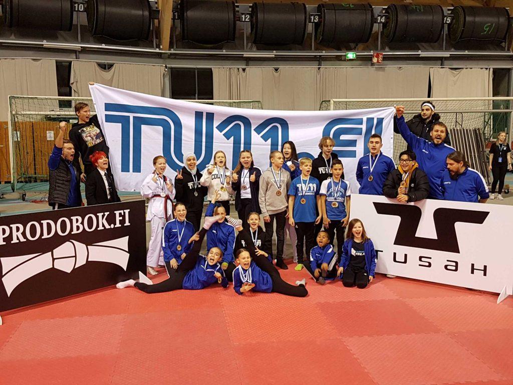 Taekwondourheilijat 2011 | Tekwondo Helsinki