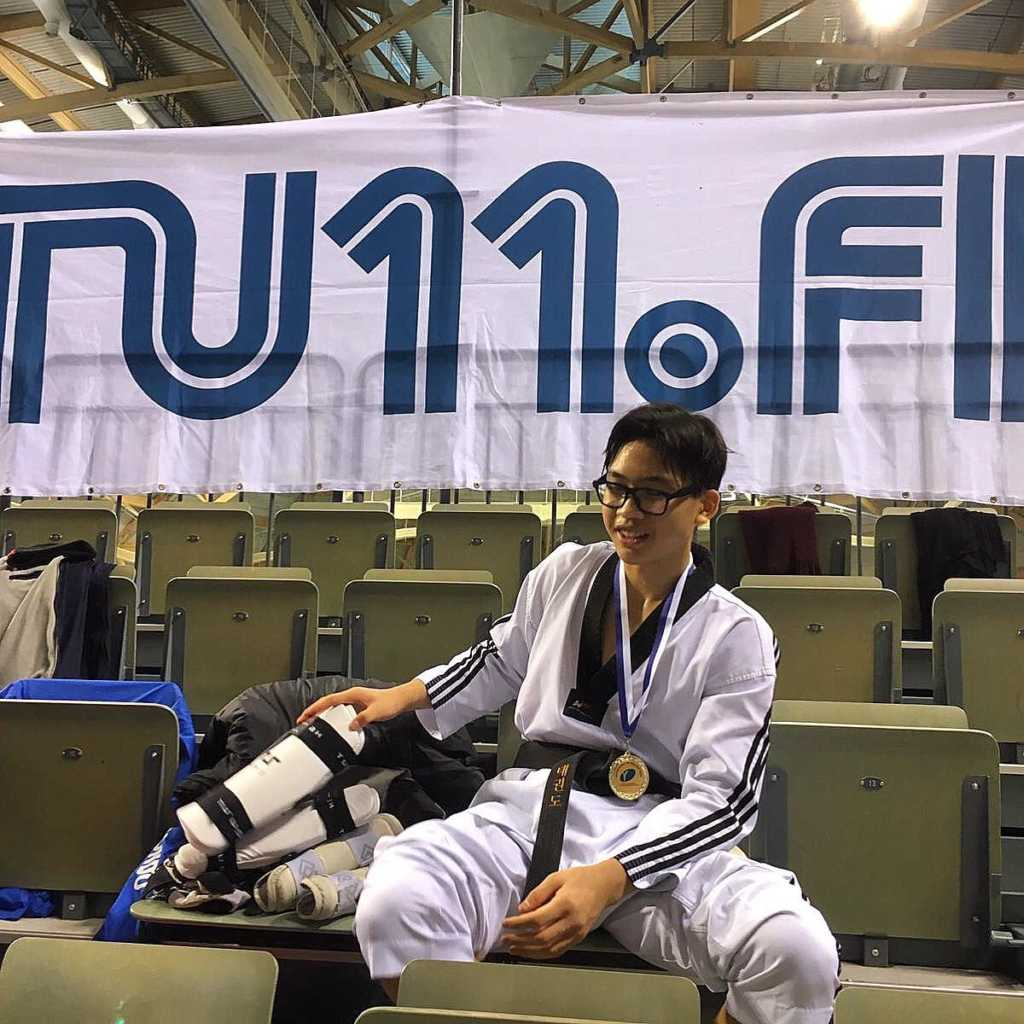 Taekwondourheilijat 2011   Tekwondo Helsinki
