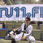 Taekwondourheilijoita arvokisoihin