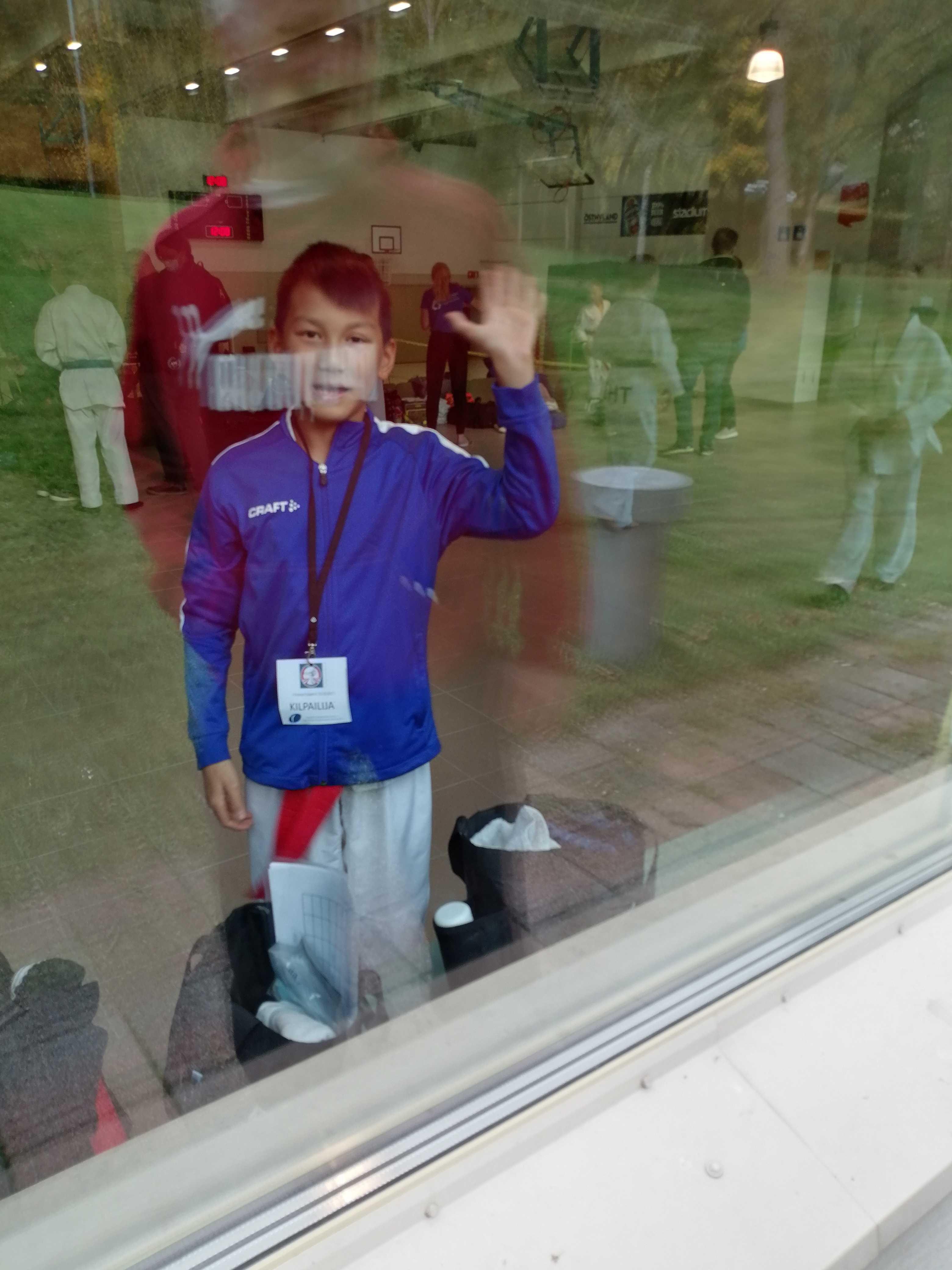 Mare Liuko Taekwondo TU11