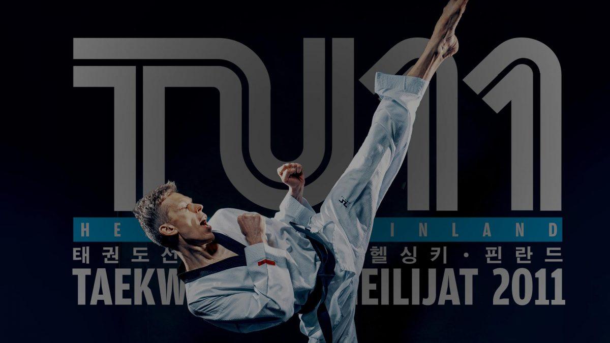 Petteri Kauppinen - Taekwondourheilijat 2011